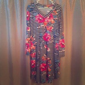 Oddy Midi Dress Sz M
